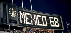 Как прошла Олимпиада 1968 года в Мехико