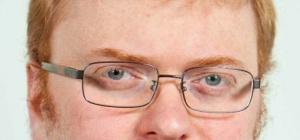 Кто такой Виталий Милонов