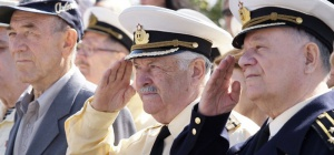 Сколько составит прибавка к пенсии военным пенсионерам