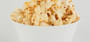 Как употребление попкорна провоцирует развитие болезни Альцгеймера