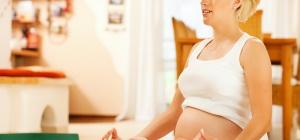 Как избежать разрывов при родах