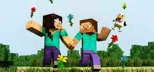 Как играть в Minecraft вдвоем