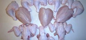 Как приготовить десять блюд из трех куриц: правила разделки