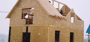 Строительство дома из СИП панелей: практические советы