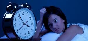 Как уснуть ночью