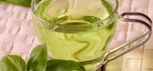 Как пить зеленый чай, чтобы похудеть