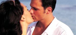 Как поцеловать в губы