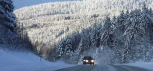 Куда поехать на Новый год на машине