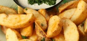 Как приготовить вкусные соусы к картофелю