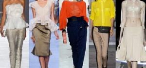 Что будет модно в 2013 году