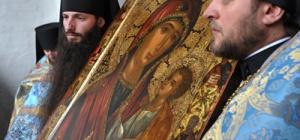Какие есть иконы Богородицы