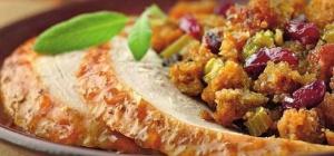 Как запечь филе индейки в духовке