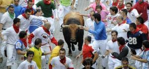 Испанский фестиваль Сан Фермин: для тех, кто хочет пощекотать нервы