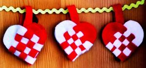 Как украсить комнату на День Св. Валентина