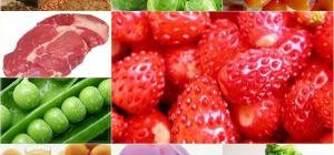 В каких продуктах сожержатся витамины группы b