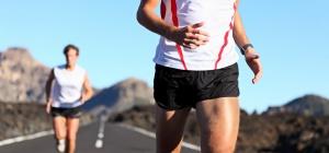 Как правильно бегать на большие дистанции
