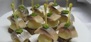 Какие блюда приготовить из селедки