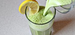 Как приготовить бодрящий витаминный смузи