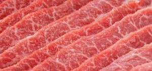 Как хранить мясо в морозилке
