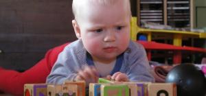 Что должен уметь ребенок в 5 месяцев