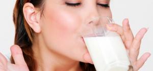 Можно ли запивать лекарства молоком