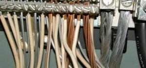 Как рассчитать сечение электропроводки в квартире