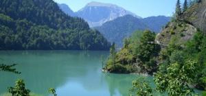 Какая погода в Абхазии в июле
