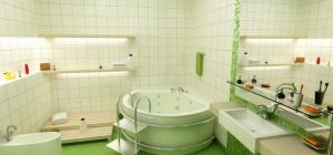 Как рассчитать стоимость ремонта в ванной и туалете