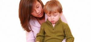 Как научить говорить двухлетнего ребенка