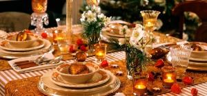 Что должно быть на столе в Новый год 2015