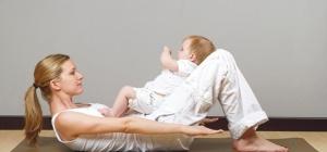 Как вернуть форму после родов без лишних усилий