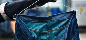 Как покрасить джинсы в синий цвет в домашних условиях