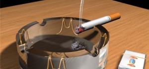 Народные средства в помощь желающему бросить курить