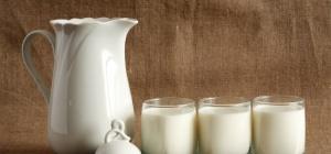 Защита от гриппа – молоко с чесноком