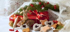 Что подавать на новогодний стол в год Козы