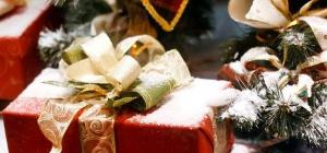 Экономные новогодние подарки