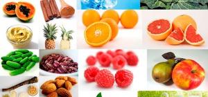 Какие продукты помогают избавиться от лишнего веса