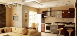 Что такое кухня-ниша