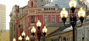 Какие самые красивые места в Москве