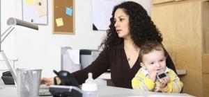 Как прервать отпуск по уходу за ребенком