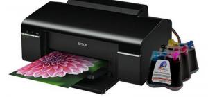 Как напечатать фото 10х15 на струйном принтере