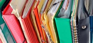 Как правильно и чем прошивать документы