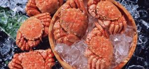 Польза и вред мяса краба