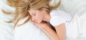 Диета для хорошего сна