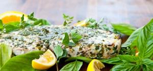 Как приготовить рыбу очень вкусно