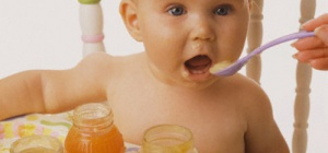 Как правильно выбрать продукты для маленького ребенка
