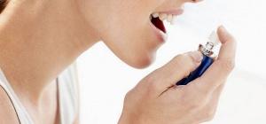 Как применять спрей от боли в горле