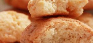 Как приготовить домашнее печенье