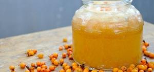 Как приготовить облепиховый лимонад