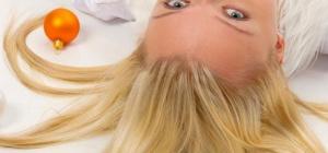 Как устранить желтизну с осветленных волос